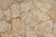Kamienny tło z wodnymi ocenami Obrazy Royalty Free