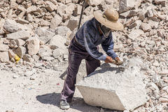 Kamienny łup Zdjęcie Royalty Free