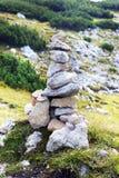 Kamienny wierza Obrazy Royalty Free