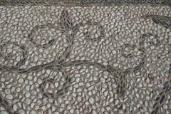 Kamienny wzór obraz royalty free