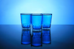 Kamikaze drink Stock Images