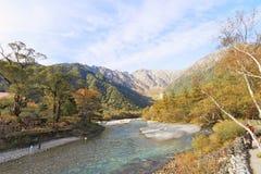Kamikochi Fotos de archivo libres de regalías