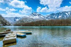 Kamikochi Nagano Япония Стоковое Изображение