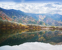 Kamikochi national park Royalty Free Stock Photos