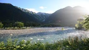 Kamikochi park narodowy w lato sezonie zbiory wideo