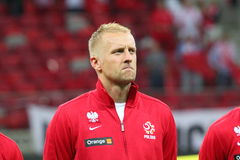 Kamil Glik Royalty Free Stock Photo