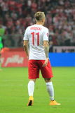 Kamil Grosicki Photo stock