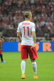 Kamil Grosicki Royalty Free Stock Image