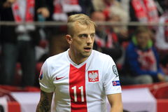 Kamil Grosicki Stock Images