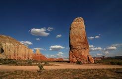 Kamin-Felsen Stockbilder