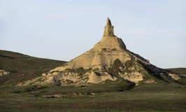 Kamin-Felsen Nebraska Lizenzfreies Stockbild