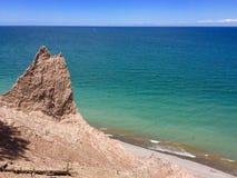 Kamin-Täuschungs-Nationalpark Lizenzfreies Stockbild