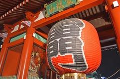 Kaminarimon in Tokyo Stockfoto