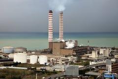 Kamine und Mittelmeer Lizenzfreie Stockfotos