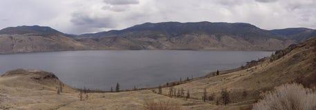 Kamloops湖 免版税库存照片