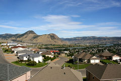 Kamloops Foto de Stock