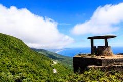 Kamm von Hai Van Pass Lizenzfreie Stockbilder