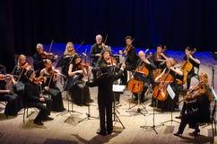 Kammarorkester för fyra säsonger Royaltyfri Fotografi