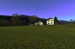 Kammerhof bei März Lizenzfreies Stockfoto