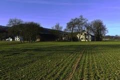 Kammerhof bei März Lizenzfreies Stockbild