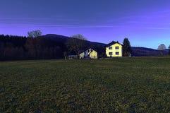 Kammerhof an März-Kreuz verarbeitet Lizenzfreie Stockfotografie