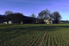 Kammerhof an März-Kreuz verarbeitet Stockfotografie