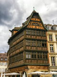Kammerzell House, Strasbourg, Alsace, France Stock Photo