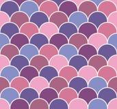 Kammossel naadloos patroon Stock Foto