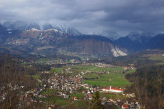 Kamnik Alps Royalty Free Stock Photos