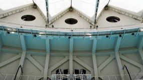 Kamogawa Seaworld Roof structure Stock Image