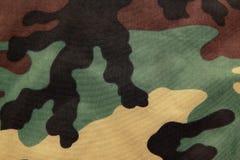 kamouflage En bakgrund Fotografering för Bildbyråer
