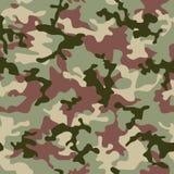 kamouflagedjungel stock illustrationer