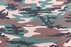 Kamouflagemodell för textur och bakgrund Royaltyfri Foto