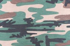 Kamouflagemodell för textur och bakgrund Royaltyfria Foton