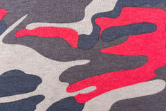 Kamouflagemodell för textur och bakgrund Arkivbilder