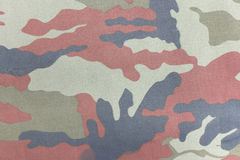 Kamouflagemodell för textur och bakgrund Royaltyfria Bilder