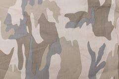 Kamouflagemodell för textur och bakgrund Arkivfoto