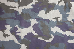 Kamouflagemodell och bakgrund Royaltyfri Foto