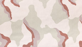 Kamouflagemodell och bakgrund Royaltyfria Foton