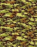 Kamouflagemodell, sömlös illustration Arkivfoton