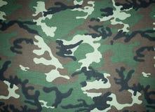 Kamouflagemodell som är sömlös för textur och bakgrund Royaltyfria Bilder