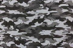 Kamouflagemodell som är sömlös för textur och bakgrund Arkivfoto