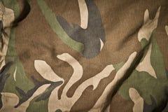 kamouflagemodellbyxa Royaltyfri Fotografi
