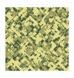 kamouflagevektor Arkivbilder