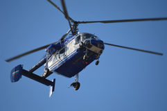 Kamov Helicopter Royalty Free Stock Images