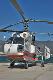 Kamov Ka-32PS rescue helicopter Stock Photo