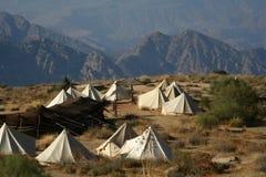 Kamp stock foto