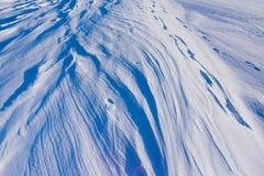 Kamp Barneo bij de van de de sneeuw duidelijke sneeuw van de het noordenpool van het de kubuspatroon de sneeuwvlokkenlijnen Stock Foto's