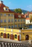 Kampa Island in Little Quarter, Prague, Czechia Royalty Free Stock Photos