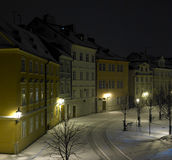 Kampa, Praga Imágenes de archivo libres de regalías